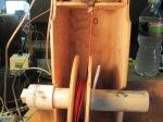 extruding filament